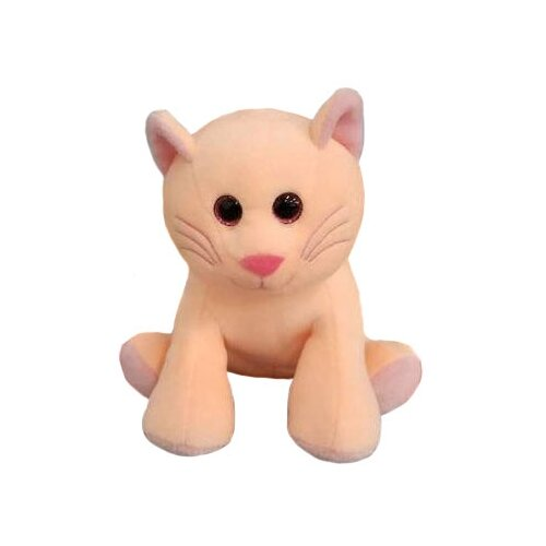 Купить Мягкая игрушка ABtoys Кошка 16, 5 см, Мягкие игрушки