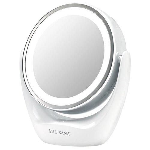 Купить Зеркало косметическое настольное Medisana CM 835 с подсветкой белый