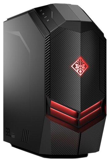 Игровой компьютер HP 880-111ur (3EQ89EA) Midi-Tower/Intel Core i5-8400/8 ГБ/1 ТБ HDD/NVIDIA GeForce