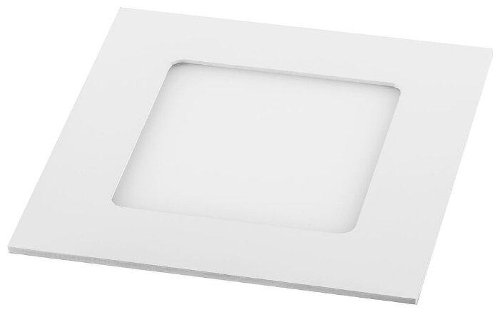 Светодиодный светильник Feron AL502 встраиваемый 6W 4000K белый 28512