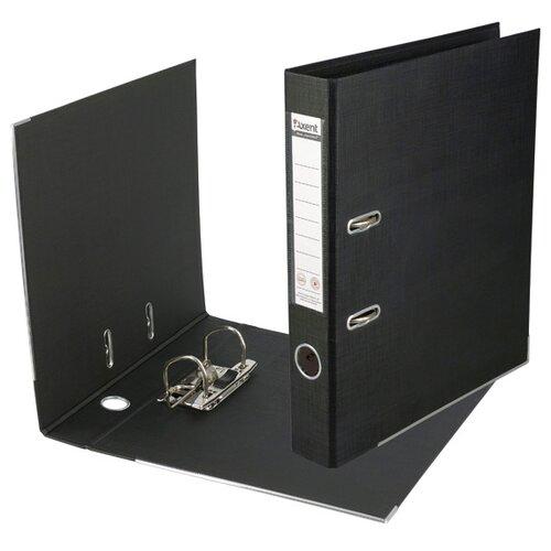 Axent Папка-регистратор Prestige A4 с двусторонним покрытием, 7,5 см черный
