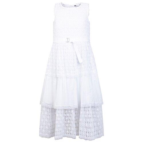 Платье Ermanno Scervino размер 140, белый