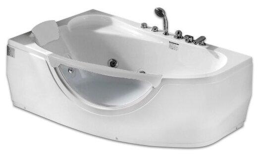 Ванна Gemy G9046 B акрил угловая