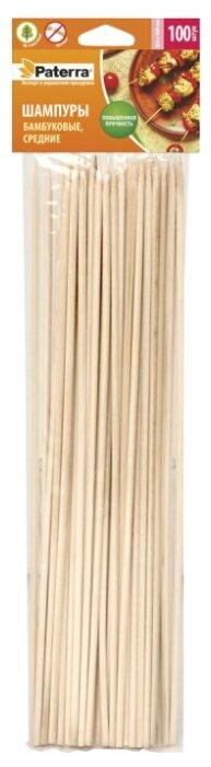 Набор шампуров Paterra 401-495, 25 см (100 шт.)