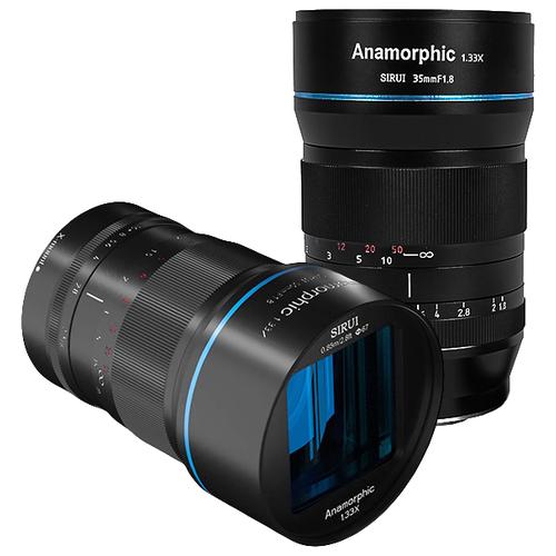 Фото - Набор объективов Sirui Anamorphic Kit Micro 4/3 35мм + 50мм f1.8 черный нейлон 50мм 200м белый