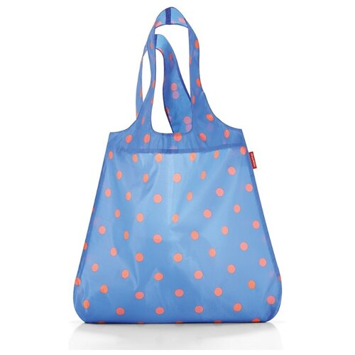 Сумка reisenthel Mini maxi shopper dots AT4058/AT2025/AT3059/AT7045, текстиль