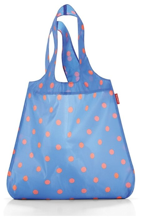 Сумка reisenthel Mini maxi shopper dots AT4058/AT2025/AT3059/AT7045, текстиль