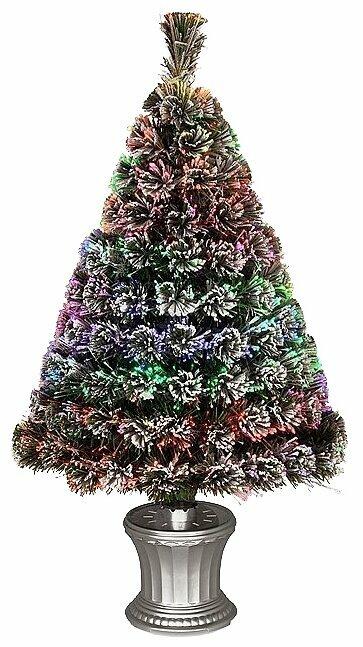 National Tree Company Ель Зимняя радуга