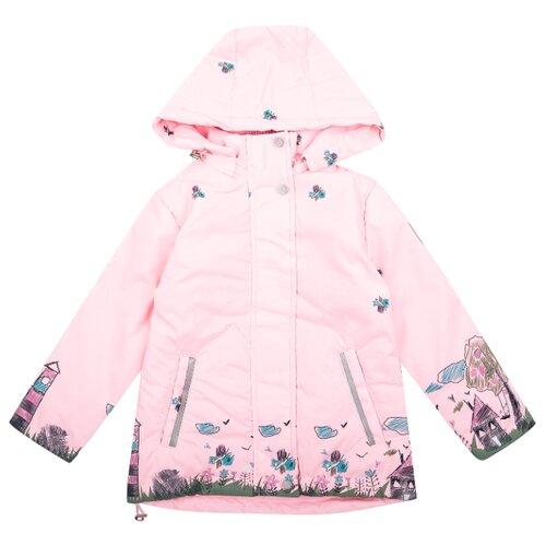 Купить Куртка Fun time размер 92, розовый, Куртки и пуховики