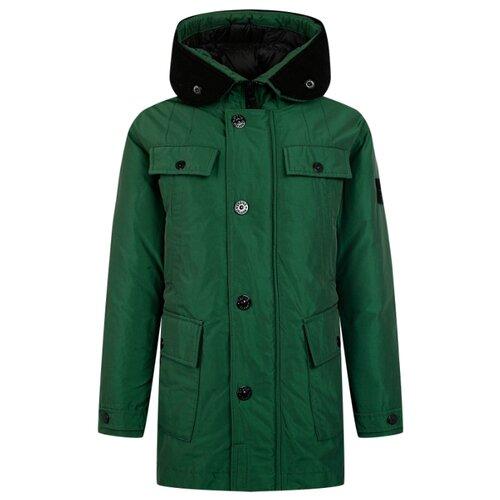 Купить Куртка Stone Island размер 128, зелeный, Куртки и пуховики