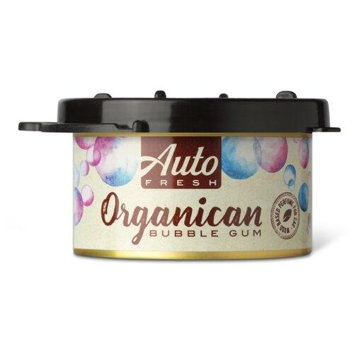 Auto Fresh Ароматизатор для автомобиля Organican Bubble Gum 60 мл