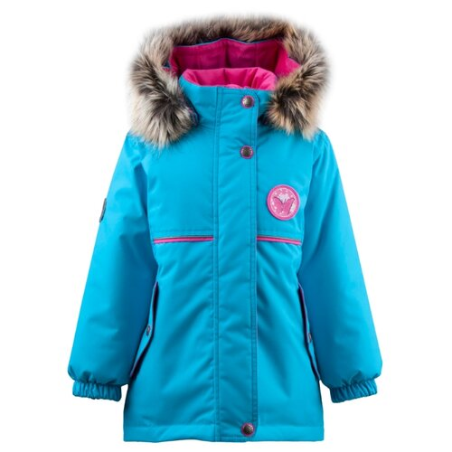 Купить Куртка KERRY Miriam K1942 размер 110, 663 голубой, Куртки и пуховики