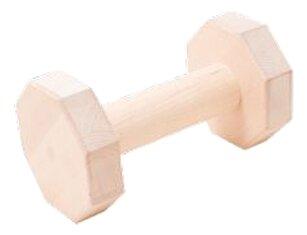 Гантель для собак Doglike Dumbbelldog Снаряд для апортировки wood большой 1000гр (D-3078)