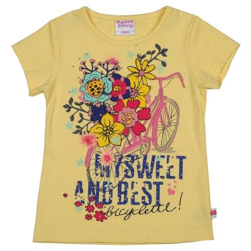 Футболка Sweet Berry размер 110, желтыйФутболки и майки<br>