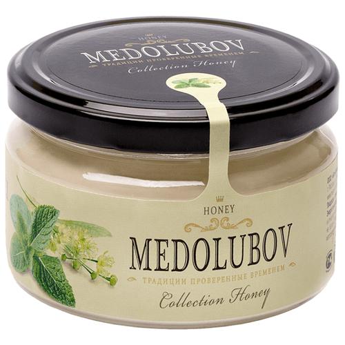 Крем-мед Medolubov Мятно-липовый 250 мл