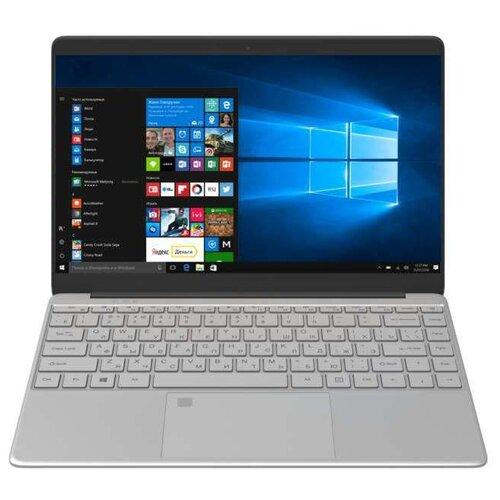 "Ноутбук Irbis NB245S (Intel Celeron N3350 1100 MHz/14""/1920x1080/4GB/32GB eMMC/DVD нет/Intel HD Graphics 500/Wi-Fi/Bluetooth/Windows 10 Home) серебристый"