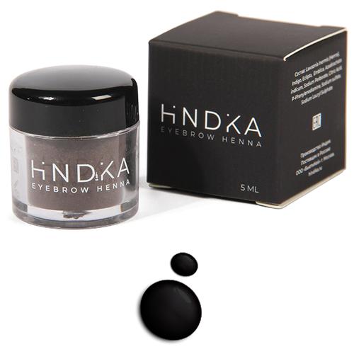 Купить Hindika Хна для бровей и ресниц coal