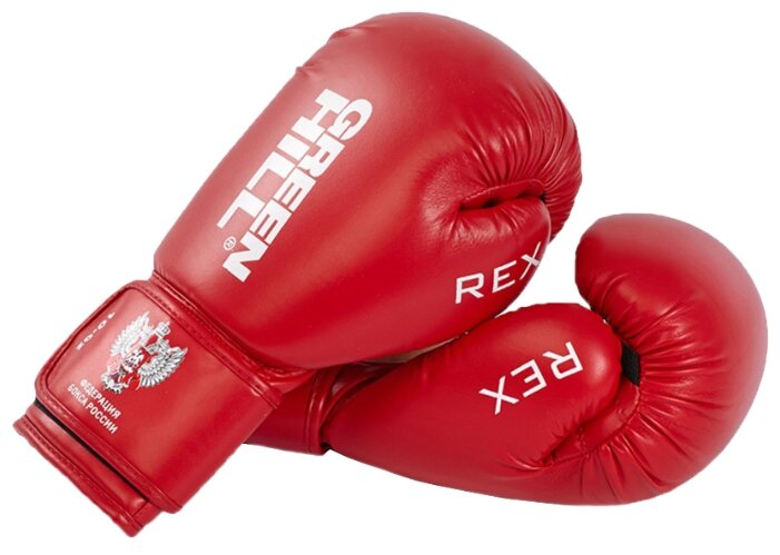 Боксерские перчатки Green hill Rex (BGR 2272)