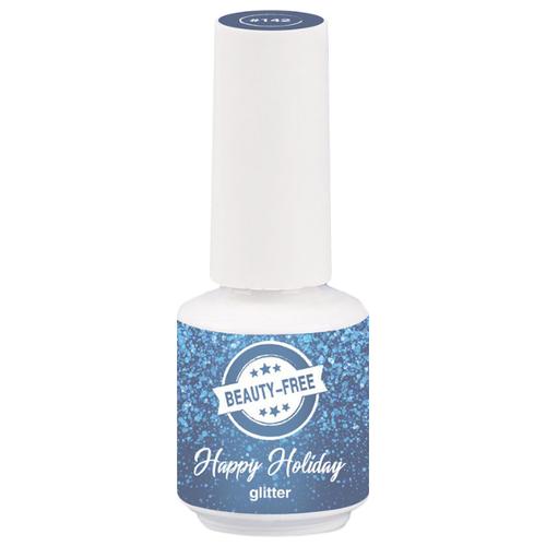 Купить Гель-лак для ногтей Beauty-Free Happy Holiday, 8 мл, Санки-ледянки