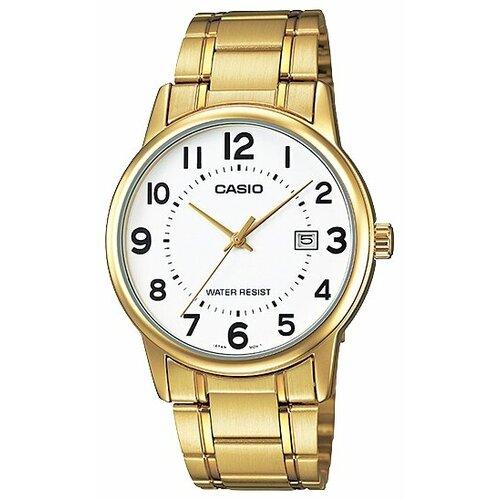 Наручные часы CASIO MTP-V002G-7B наручные часы casio mtp v002g 1b