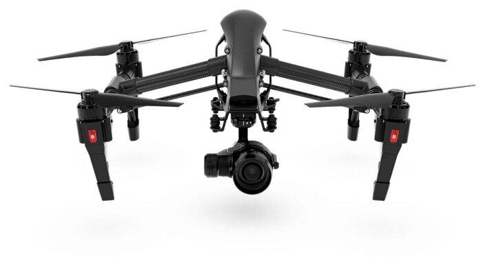 Квадрокоптер DJI Inspire 1 Pro black edition фото 1