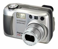 Фотоаппарат Samsung Digimax 350SE