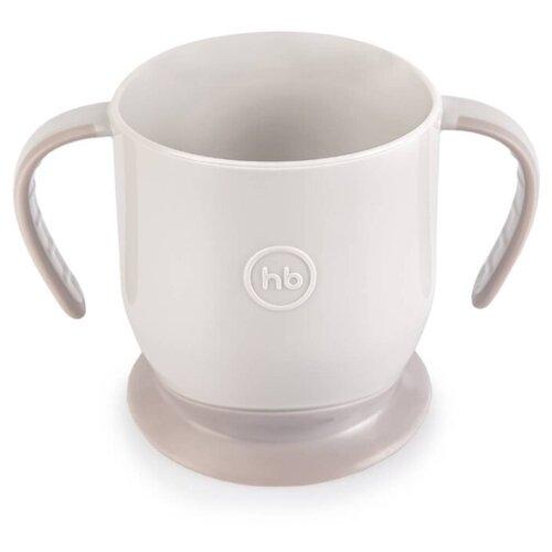 Купить Чашка Happy Baby на присоске (15022) lilac, Посуда