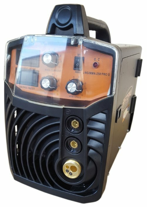 Сварочный аппарат Shtenli MIG/MMA-250 PRO S (MIG/MAG, MMA)