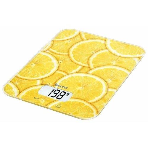 Кухонные весы Beurer KS 19 желтый