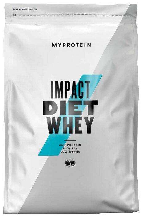 Купить Протеин Myprotein Impact Diet Whey (1000-1450 г) натуральная ваниль по низкой цене с доставкой из Яндекс.Маркета (бывший Беру)