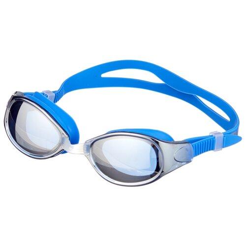 Фото - Очки для плавания ATEMI B101M/B102M синий очки маска для плавания atemi z401 z402 синий серый