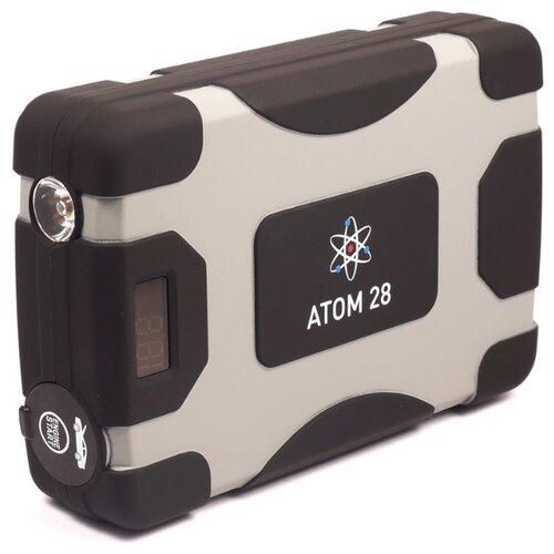 Пусковое устройство Aurora Atom 28 серебристый/черный пусковое устройство revolter truck черный