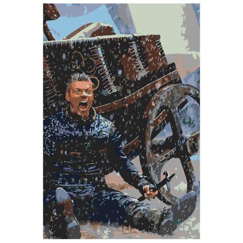 Живопись по номерам Картина по номерам RA335 40x60 см