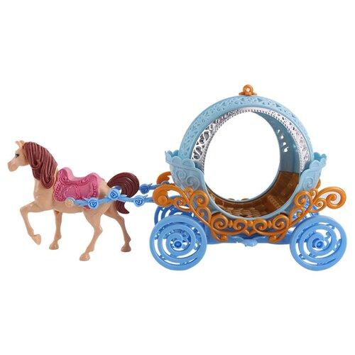 Kari Лошадь с каретой (BT971448)Транспорт для кукол<br>