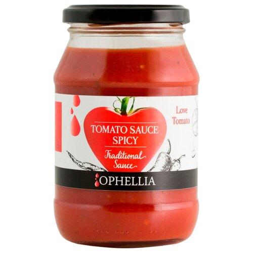 Соус Ophellia Томатный со специями, 420 г unidan соус томатный с хреном 500 г