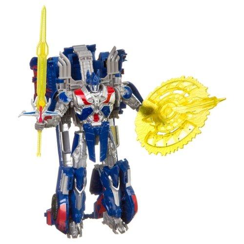 Купить Трансформер Play Smart Меченосец синий/красный, Роботы и трансформеры