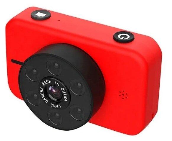 Фотоаппарат HRS X17 красный фото 1