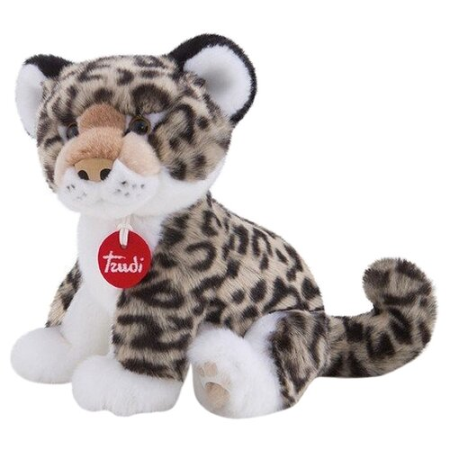 Купить Мягкая игрушка Trudi Леопард Леопольдо 24 см, Мягкие игрушки