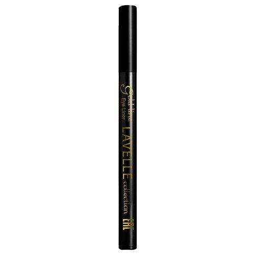 Lavelle Подводка-фломастер для глаз Gold Line, оттенок черный