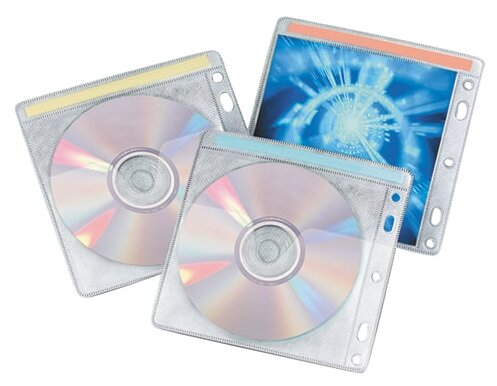 Конверт BRAUBERG 510196 для CD/DVD