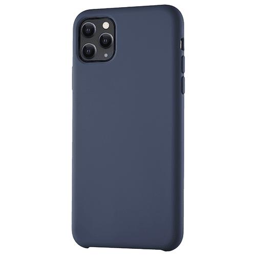 Чехол uBear Touch Case для Apple iPhone 11 Pro Max синий чехол ubear touch case для apple iphone 11 pro max зеленый