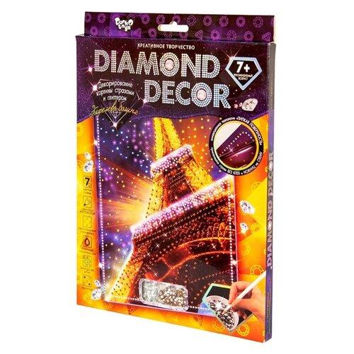 Купить Danko Toys Набор алмазной вышивки Diamond Decor Эйфелева башня (DD-01-01), Алмазная вышивка