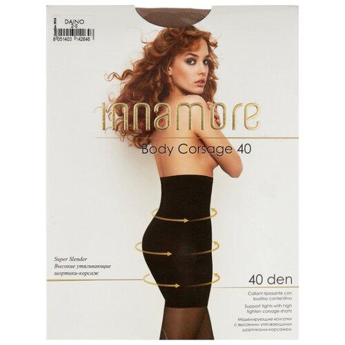 Колготки Innamore Body Corsage 40 den, размер 2-S, daino (бежевый)