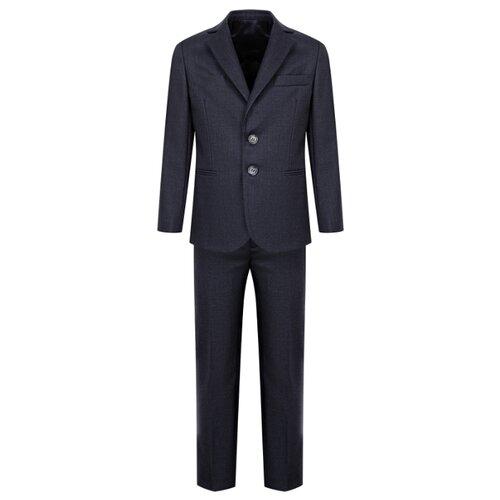 Комплект одежды Malip размер 128, синий, Комплекты и форма  - купить со скидкой