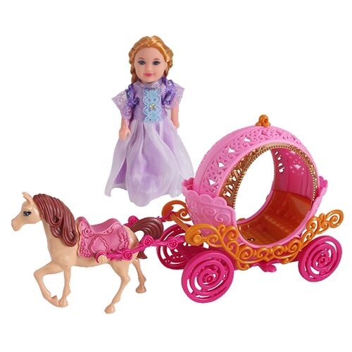 Кукла Kari с лошадью и каретой, B1023926Куклы и пупсы<br>