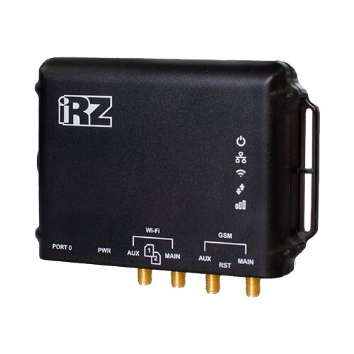 Wi-Fi роутер iRZ RL01w, черный