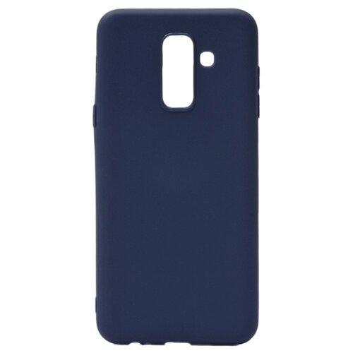 Чехол Gosso 185382W для Samsung Galaxy A6+ (2018) синий