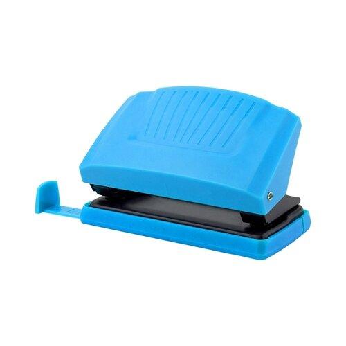 Дырокол Axent Shell 3410-A 10 листов, голубой