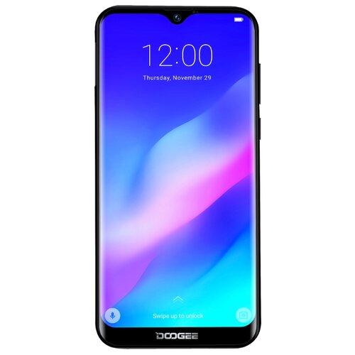 Смартфон DOOGEE Y8 Plus полуночный черный смартфон