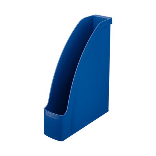 Лоток вертикальный для бумаги Leitz Plus синий